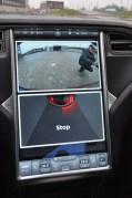 Tesla S: HD-Rückfahrkamera