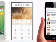 iOS 7 Entwürfe ( Screenshots aus Videos der Designer)