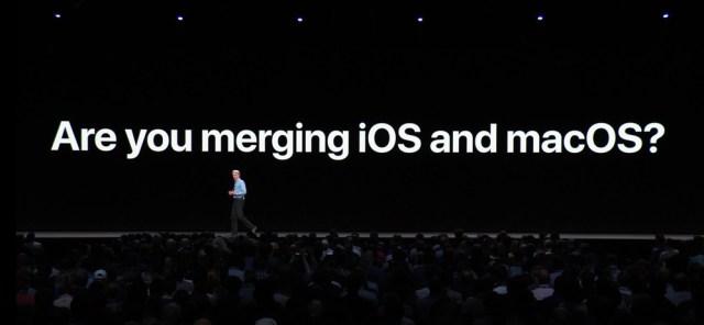 iOS 12 Apple WWDC