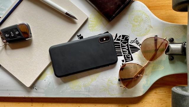 Das iPhone mit einer Hülle schüutzen