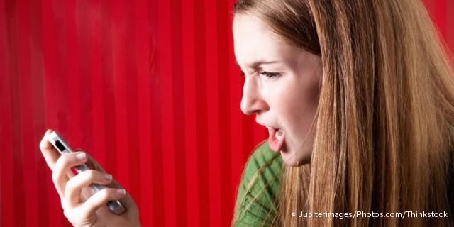 Ärgernis defektes iPhones
