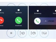 Anrufe annehmen iPhone