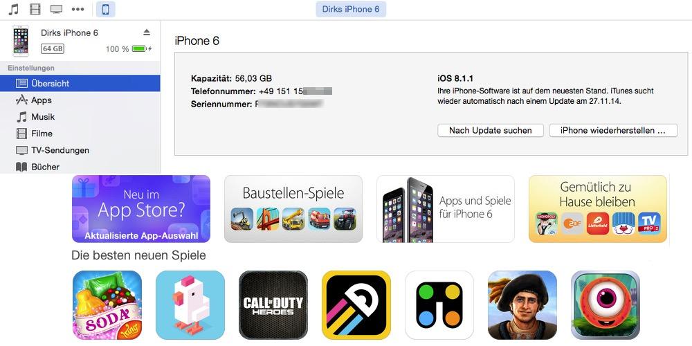 Apple neues iphone einrichten