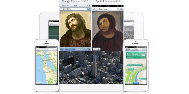 iOS 6 Karten