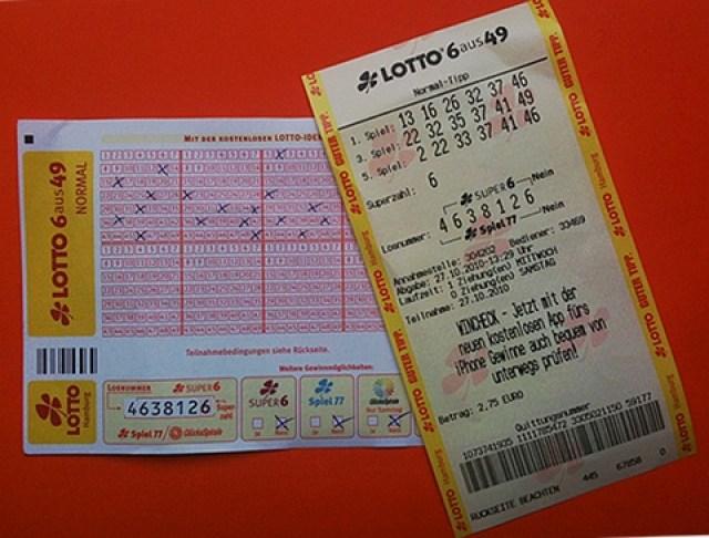 Lotto Hh Wincheck