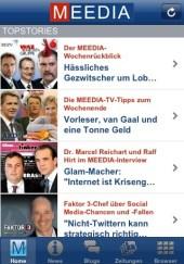 Geschichten rund um Medienmacher auf meedia.de