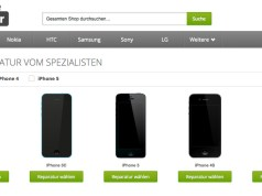 Reparatur iPhone MyPhoneRepair iPhone reparieren