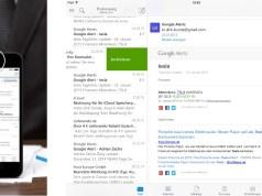 Outlook von Mircosoft