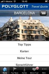 Polyglott Reiseführer für Barcelona