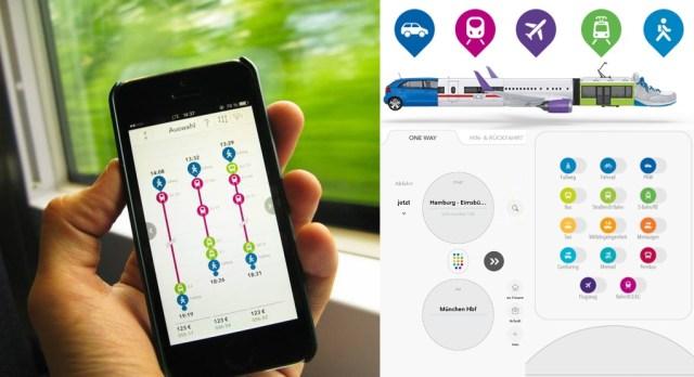 Qixxit App Reiseplanung