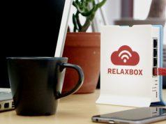 Relaxbox Privatsphäre