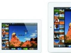 iPad Zwischengröße