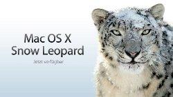 Mac OS X Snow Leopard © Apple