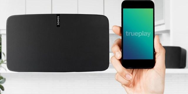 Trueplay Sonos Play 5