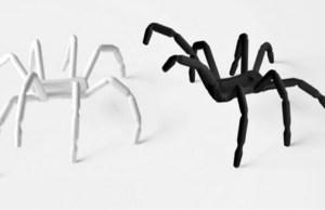 Spinne als Halterung für das iPhone 5