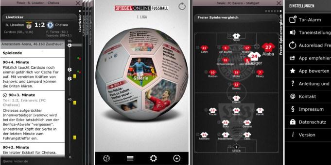 Spiegel Online Fussball App