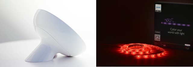 Philips Hue: Living Colors und Light Strips