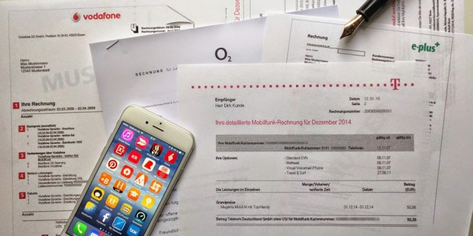 Verträge Handy Telefon Mobilfunkanbieter
