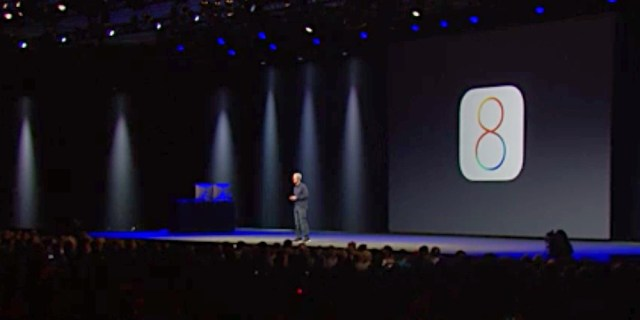 WWDC 2014 Tim Cook Apple