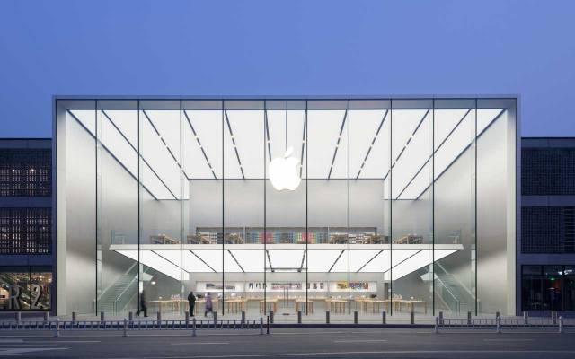 Westlake Apple Store in China von Foster + Partner