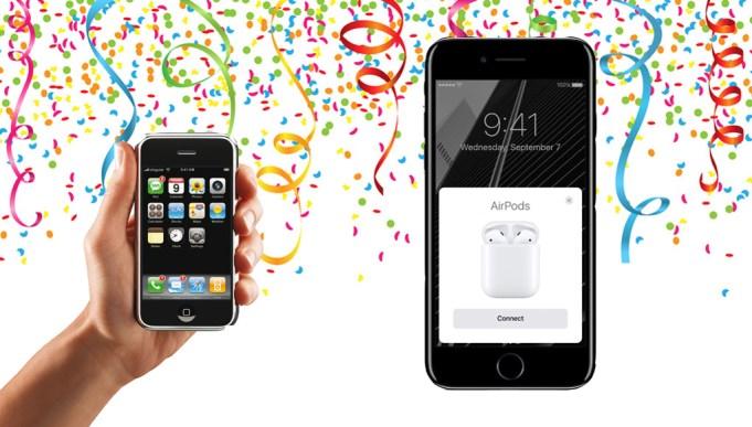 zehn Jahre iPhone