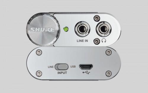 SHA900 DAC/Kopfhörerverstärker – Anschlüsse