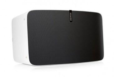 Sonos: Der Multi-Room-Marktführer bietet in der Play-Serie drei WLAN-Aktivboxen unterschiedlicher Größe an. (Foto: Sonos)