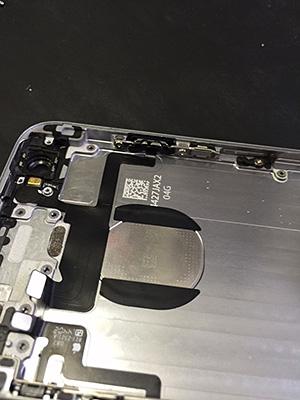 スリープボタンの修理06