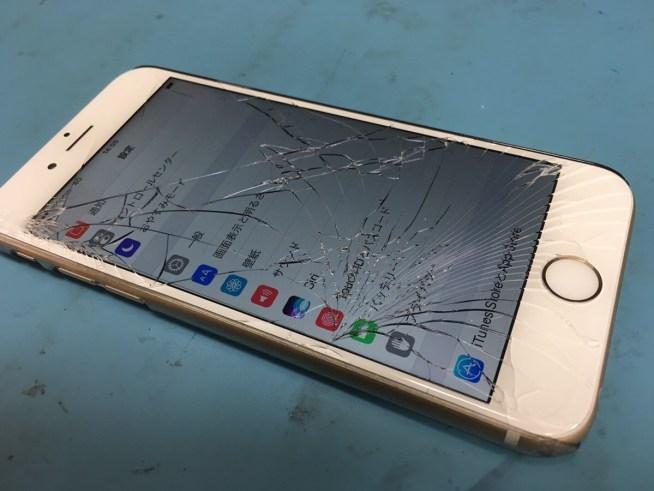 iPhone6フロント交換.0518