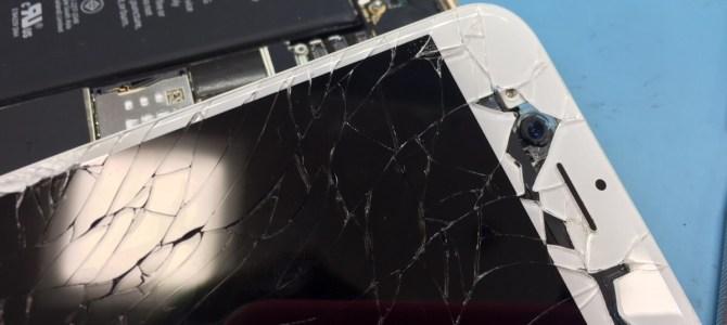 【iPhone6】フロントパネル交換&リカバリーモード復旧 iPhone修理専門店アイフォンクリア琴似店ブログ2017/05/09