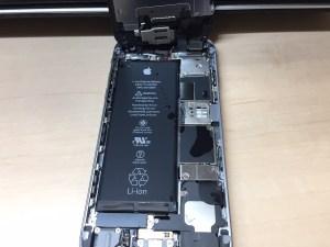 iPhone6水没1201