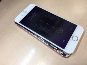 iPhone6s水没後0115