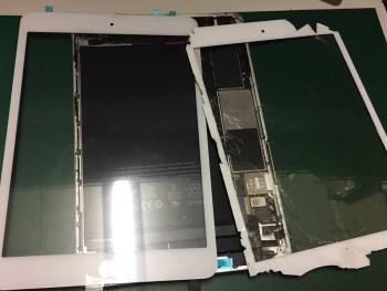 iPadmini修理中28/11/27