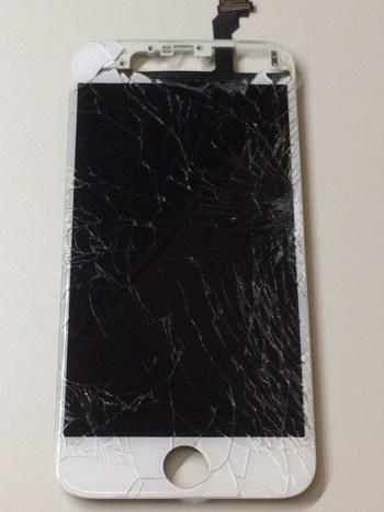 iPhone6修理前28/12/2