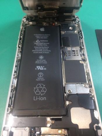 iPhone6中修理前/28/12/23
