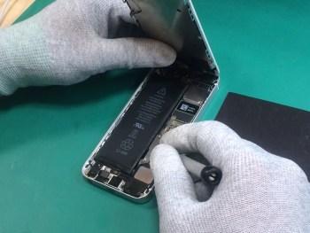 iPhone5s修理前29/02/12