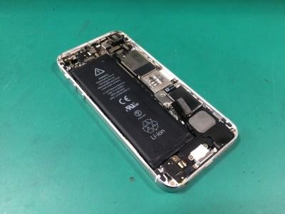 iPhone5修理前29/02/20