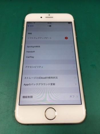 iPhone6修理後29/03/10