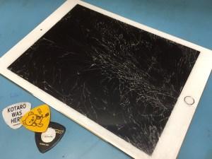 iPadガラス交換.1008
