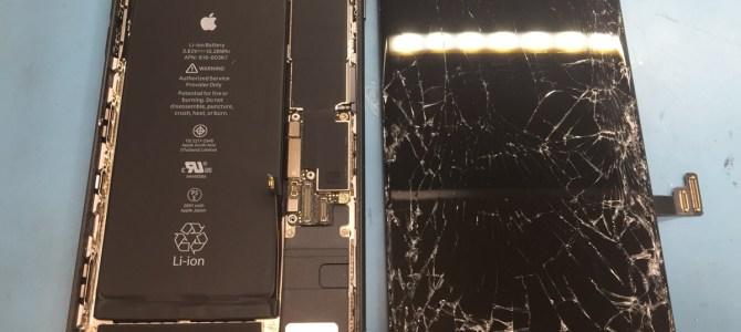 期待に応えるiPhone8Plusの画面割れ交換!札幌北区のiPhone修理はアイフォンクリア ドンキホーテ新川店2018/1/27