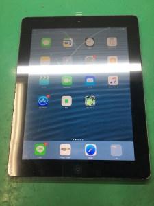 iPad4ガラス割れ修理0216・3