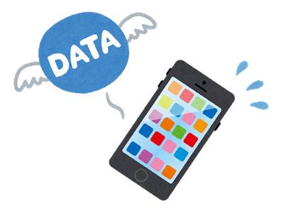 アイフォンからデータがなくなってしまう