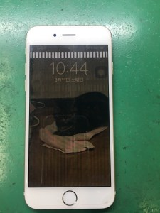 iPhone6自己修理失敗(1)