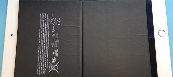 iPad(アイパッド)Airのバッテリー交換はアイフォンクリア札幌パルコ店へ