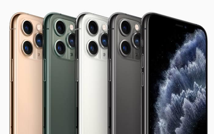 iPhone11Pro(アイフォンイレブンプロ)