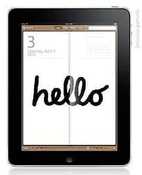 iPad lancering (c) Gizmodo