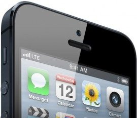 iPhone 4G-LTE