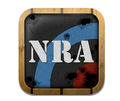 The NRA iOS App