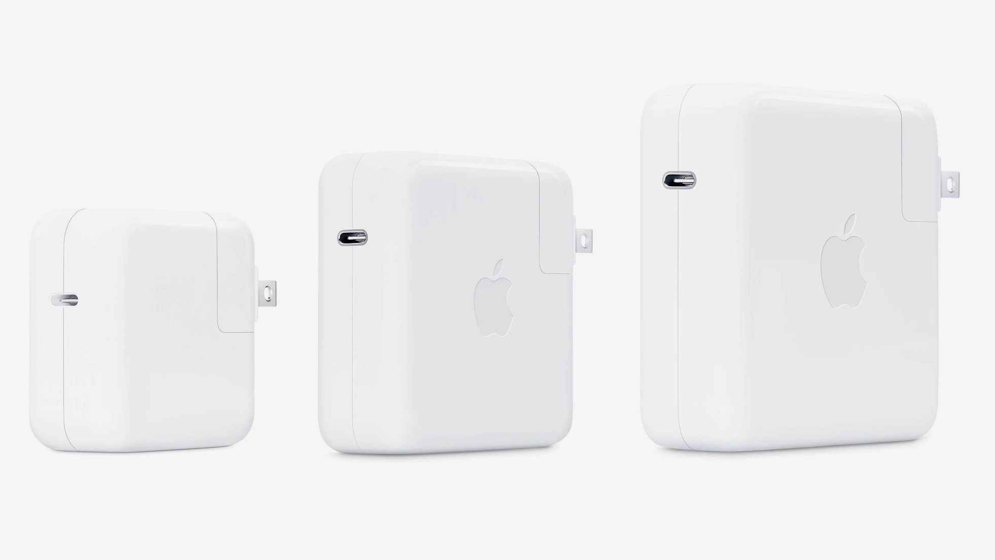Can you use MacBook Pro chargers for iPhone and iPad fast