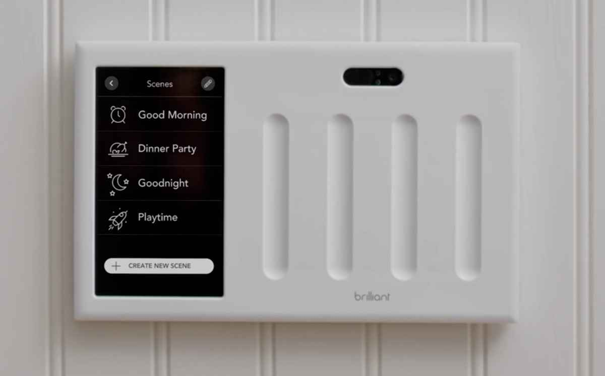 Brilliant Control Launches to Replace Regular Light